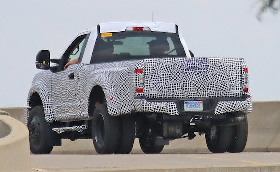 Nowy Ford Super Duty