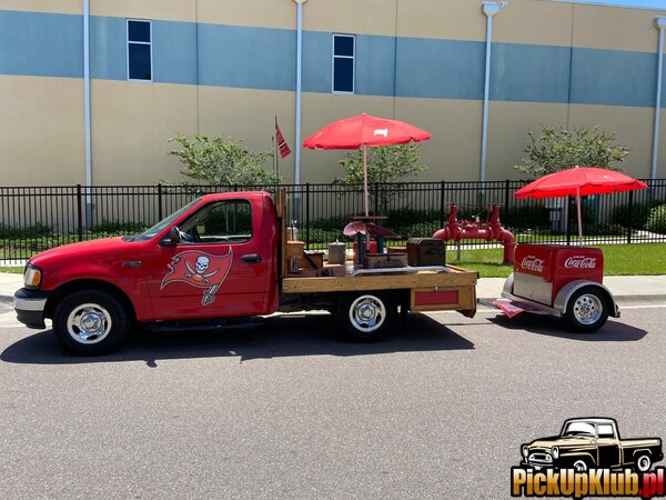 """2000 FORD """"BUCCANEER TAILGATE"""" F150"""